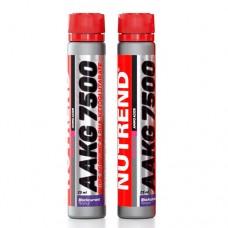AAKG 7500 черная смородина ТМ Нутренд / Nutrend 25 ml №1