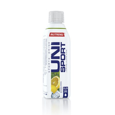 Напиток Unisport горький лимон ТМ Нутренд / Nutrend 500 мл
