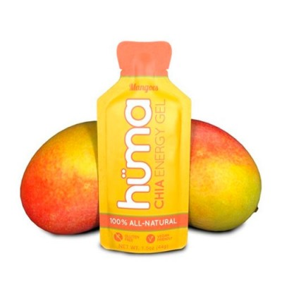 Гель энергетический HUMA Mangoes ТМ Huma 44 г