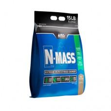 Гейнер ANS Performance N-MASS US молочний шоколад 6,8 кг