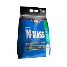 Гейнер ANS Performance N-MASS US печиво і крем 6,8 кг