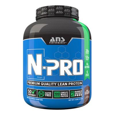 ANS комплексный протеин N-PRO Premium Protein молочно-шоколадный декаданс 1,81 кг