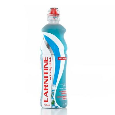 CARNITIN ACTIVITY DRINK прохлада ТМ Нутренд / Nutrend 750 ml