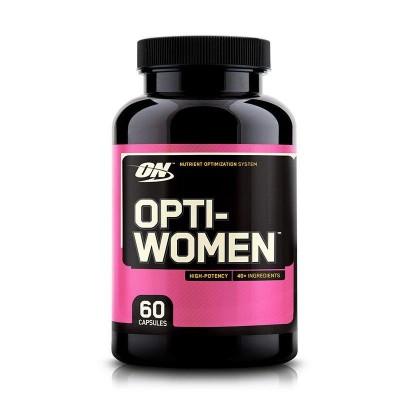 Витамины для женщин Opti Women ТМ Optimum Nutrition капсулы №60