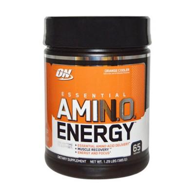 Аминокислота для спорта Optimum Nutrition Essential Amino Energy 585 г Orange