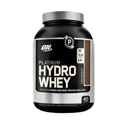 Протеин Optimum Nutrition Platinum Hydrowhey GF 1590 г Шоколад