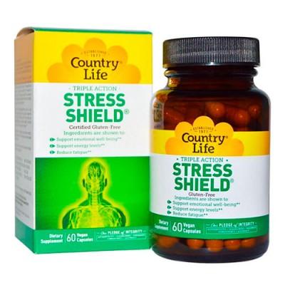 Стресс-щит 60 капсул ТМ Кантри Лайф / Country Life