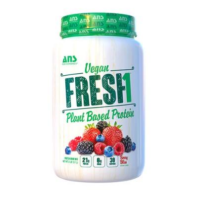Веганский протеин Ягодный Микс ANS Performance Fresh 907г