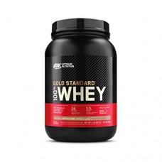 Сывороточный протеин Optimum Nutrition 100% Whey Gold Standard Mocha Cappuccino 909 г