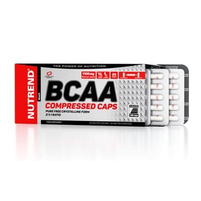 Аминокислоты BCAA 2:1:1 ТМ Нутренд/Nutrend капсулы №120