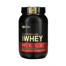 Сироватковий протеїн Optimum Nutrition 100% Whey Gold Standard Double Rich Chocolate 909 г
