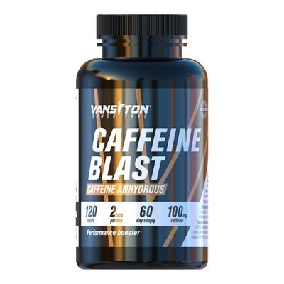 Кофеин Caffeine Blast Кофеиновый взрыв Ванситон / Vansiton таблетки №120