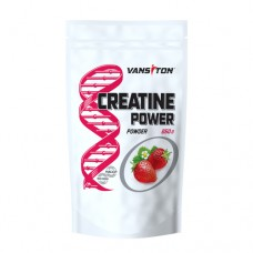 CREATINE POWER (КРЕАТИН, 250 г) Клубника