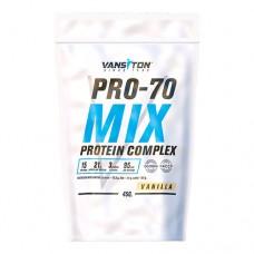 MEGA PROTEIN PRO-70 (Про-70, 450 г) Ваниль