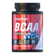 BCAA Черника 300г ТМ Ванситон / Vansiton
