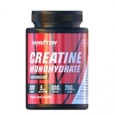 Креатину моногідрат Creapure 100% 300 капсул ТМ Вансітон / Vansiton
