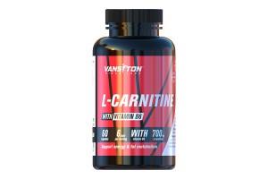 L-Карнітин 60 капсул ТМ Вансітон / Vansiton