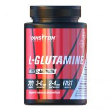 L-глутамін капсули №300 ТМ Вансітон / Vansiton
