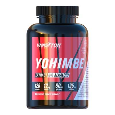 Йохимбе капсулы №120 ТМ Ванситон / Vansiton