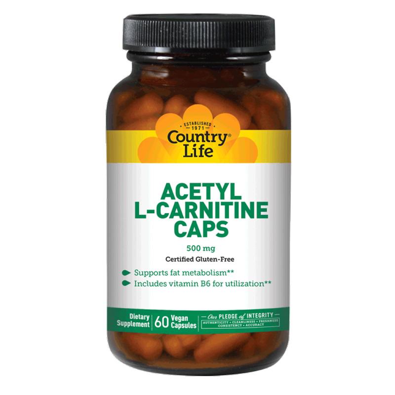 ACETYL-L-CARNITIN (Ацетил L-карнитин)
