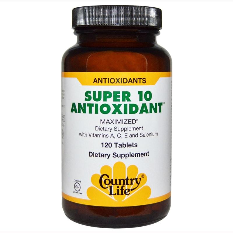 SUPER 10 ANTIOXIDANT (Супер 10 антиоксидант)