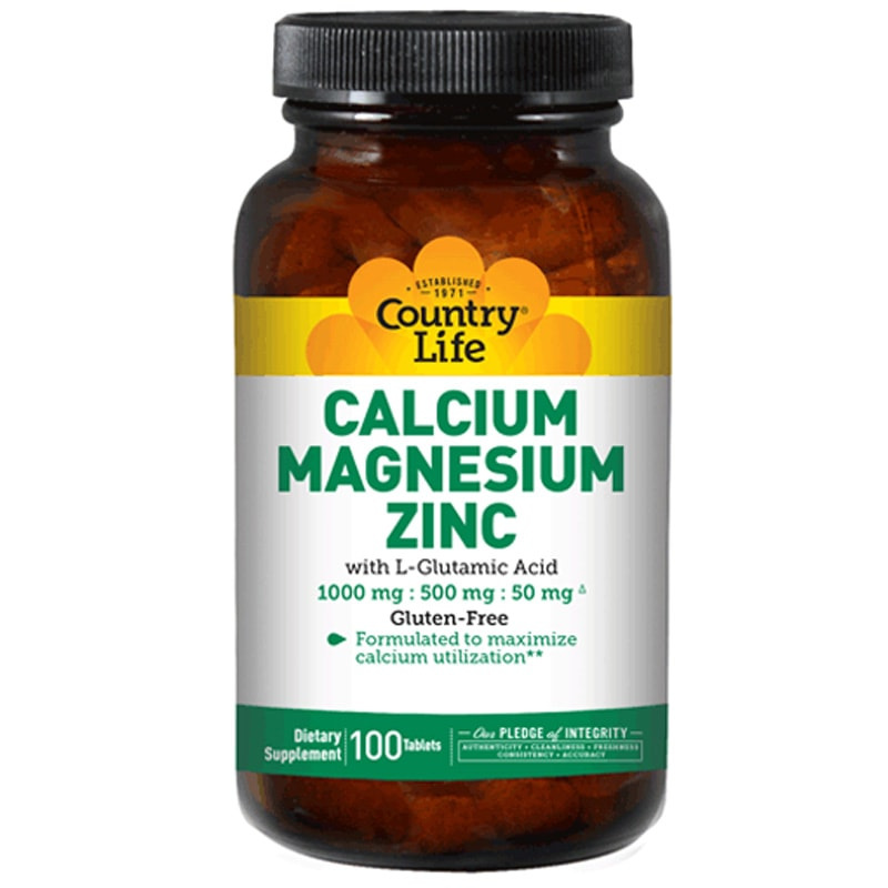 CALCIUM, MAGNESIUM, ZINC (Кальций, магний, цинк)