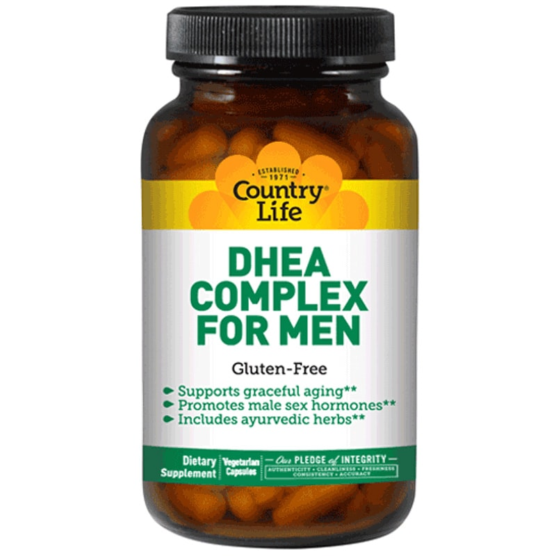 DHEA COMPLEX FOR MEN (DHEA комплекс фор мен)