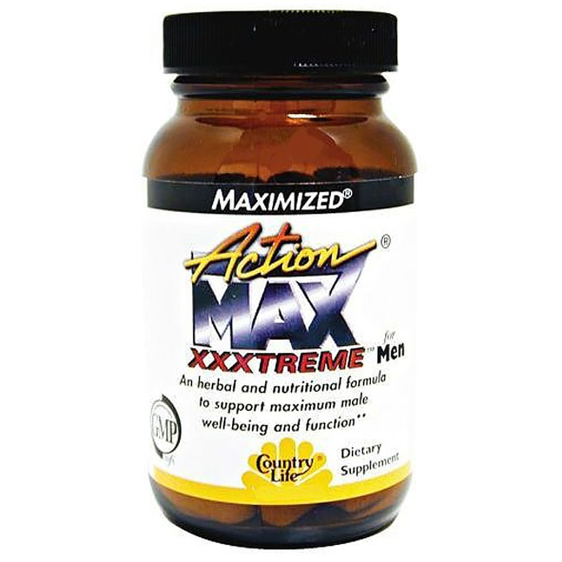 ACTION MAX XXXTREME FOR MEN (Экшн макс ХХХтрим фор мэн)