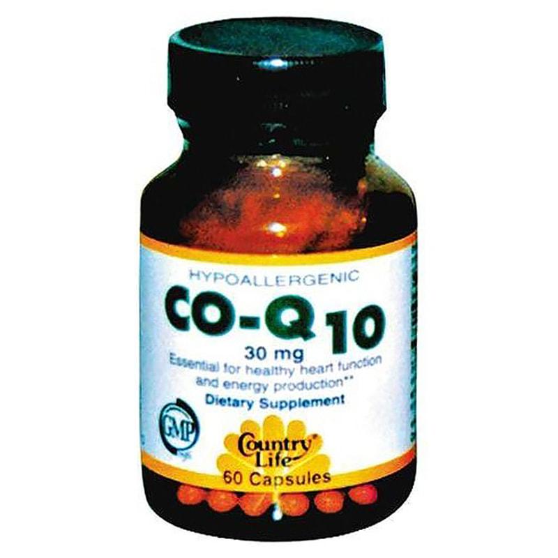 CO-Q10 (Коэнзим Q10)