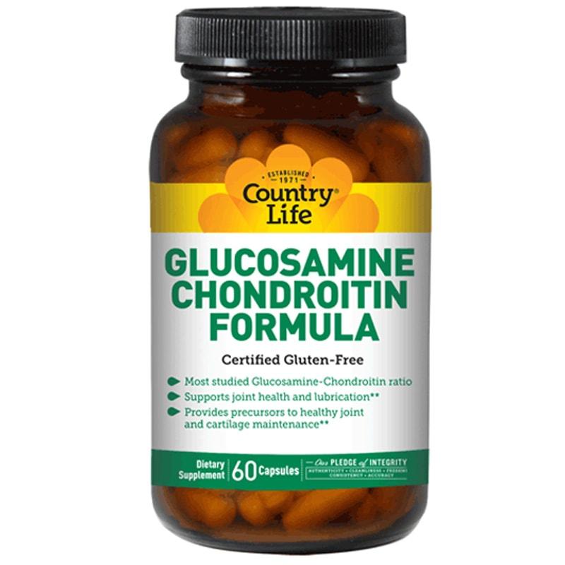 GLUCOSAMINE / CHONDROITIN FORMULA (Глюкозамин / хондроитин формула)