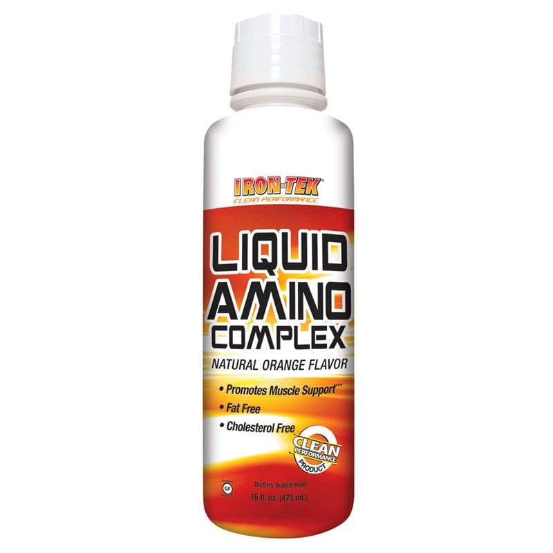 ESSENTIAL LIQUID AMINO COMPLEX (Эссеншиал ликвид амино комплекс)