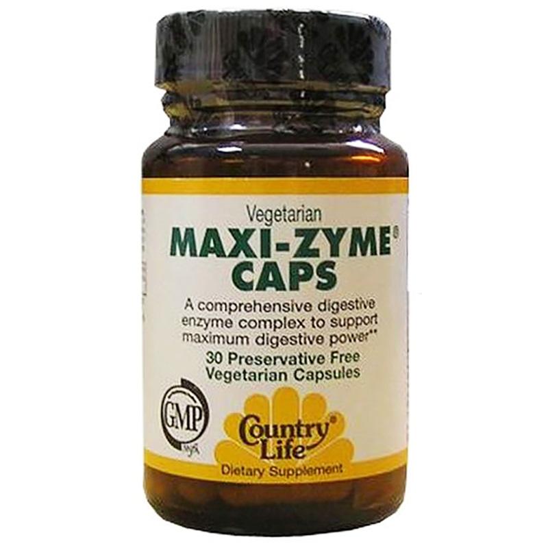 MAXI-ZYME CAPS (Макси-зим кэпс)