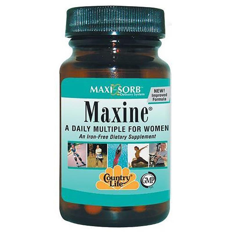 MAXINE Iron Free (Максин без железа)