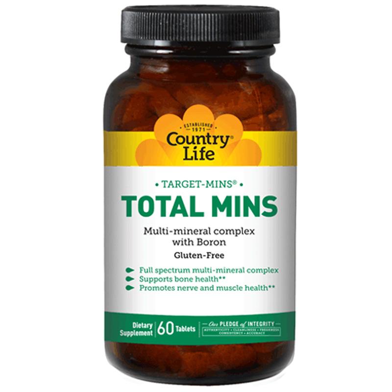 TOTAL MINS (Тотал минз)