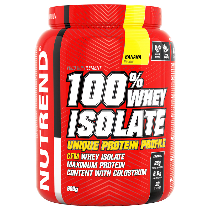 100% WHEY ISOLATE (100% Вей Изолят)