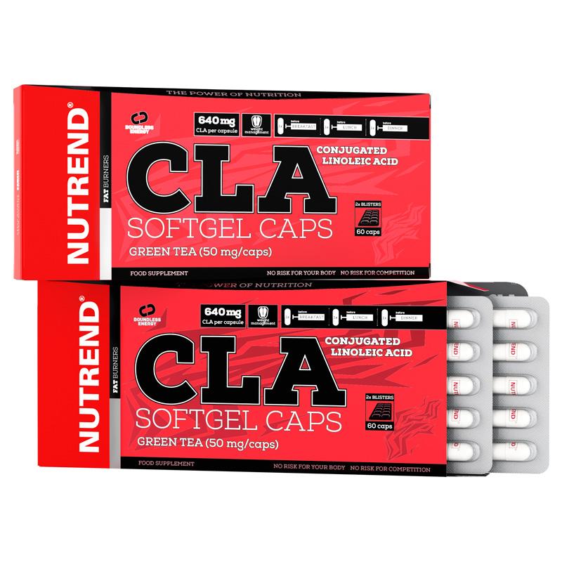 CLA SOFTGEL CAPS (CLA в мягких капсулах)