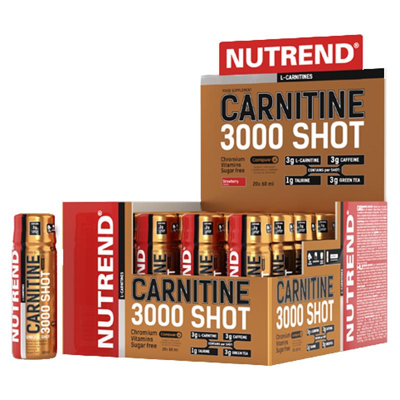 CARNITINE 3000 SHOT (Карнитин 3000 шот)