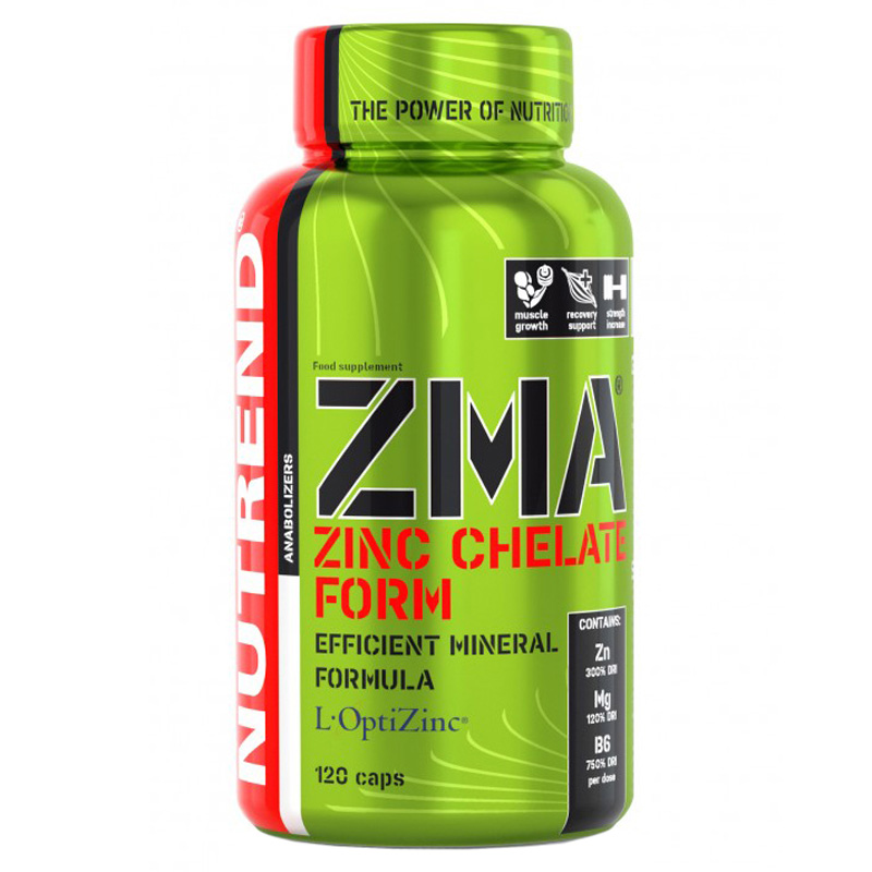 ZMA CAPS (ZMA в капсулах)