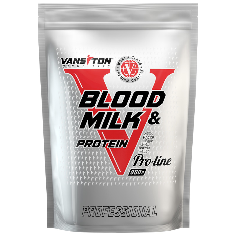 VANSITON BLOOD & MILK (ВАНСИТОН-40 БЕЗ ОБОЛОЧКИ)