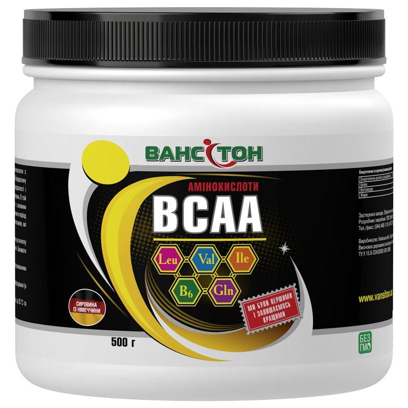 ВАНСИТОН BCAA (500 г)