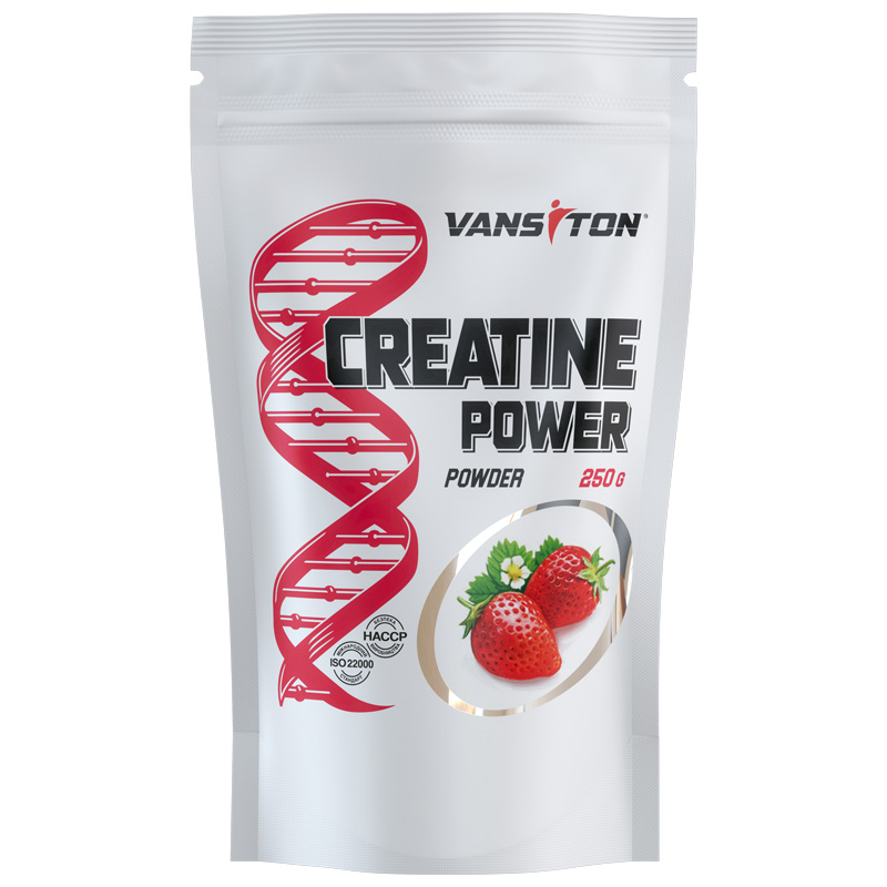 CREATINE POWER (КРЕАТИН, 250 г)