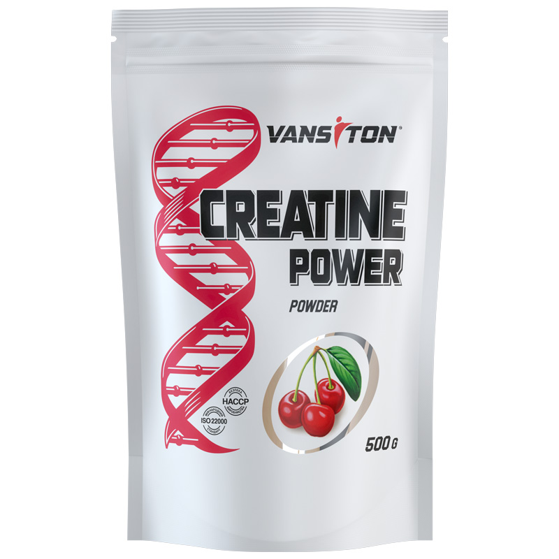 CREATINE POWER (КРЕАТИН, 500 г)