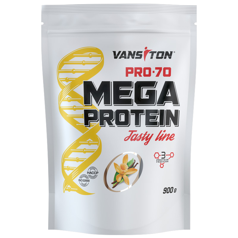 MEGA PROTEIN PRO-70 (Про-70, 900 г)